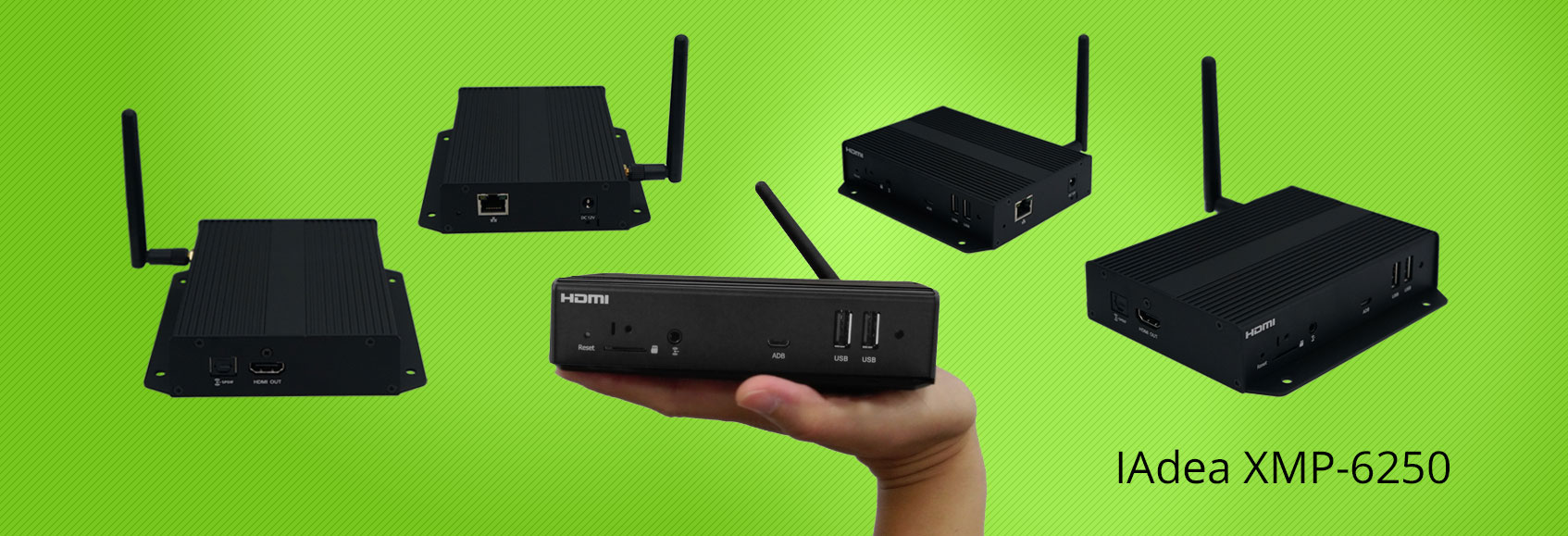 Mediaplayer-XMP-6250