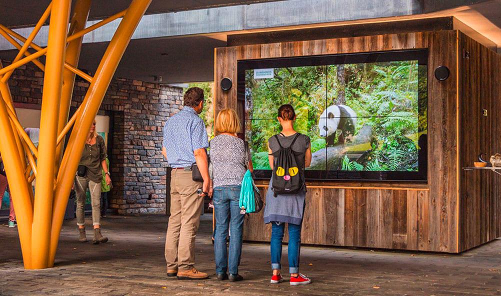 Christiansen Digital Signage-Lösungen - Displays