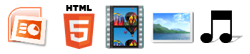 Christiansen Digital Signage-Lösungen - SignApps Express - HTML5 - Video - Audio